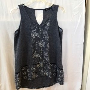 Max Jeans tank. S